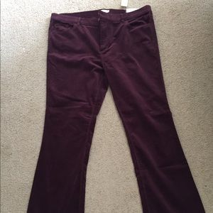 New w/ tags LOFT Corduroy pants